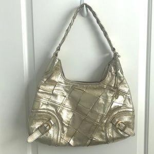 Gold Elliot Lucca Shoulder Bag
